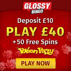 Exclusive Glossy Bingo Bonus